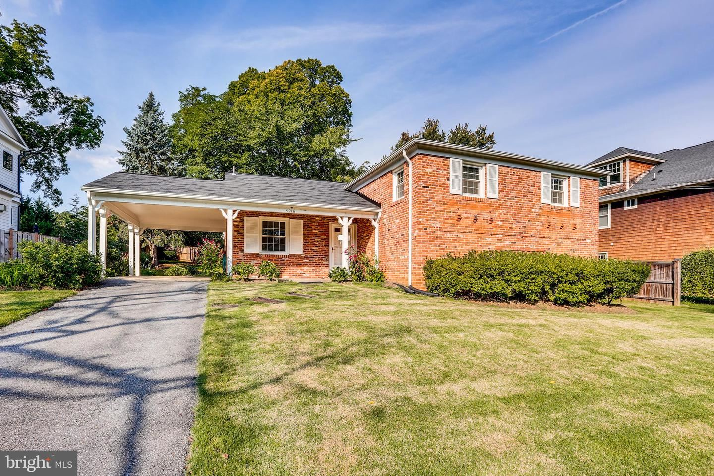 Photo for 5916 KIRBY RD, BETHESDA, MD 20817 (MLS # MDMC688668)