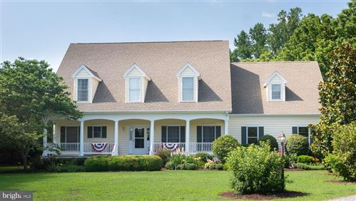 Photo of 5708 GOOSE FEATHER LN, EAST NEW MARKET, MD 21631 (MLS # MDDO125670)