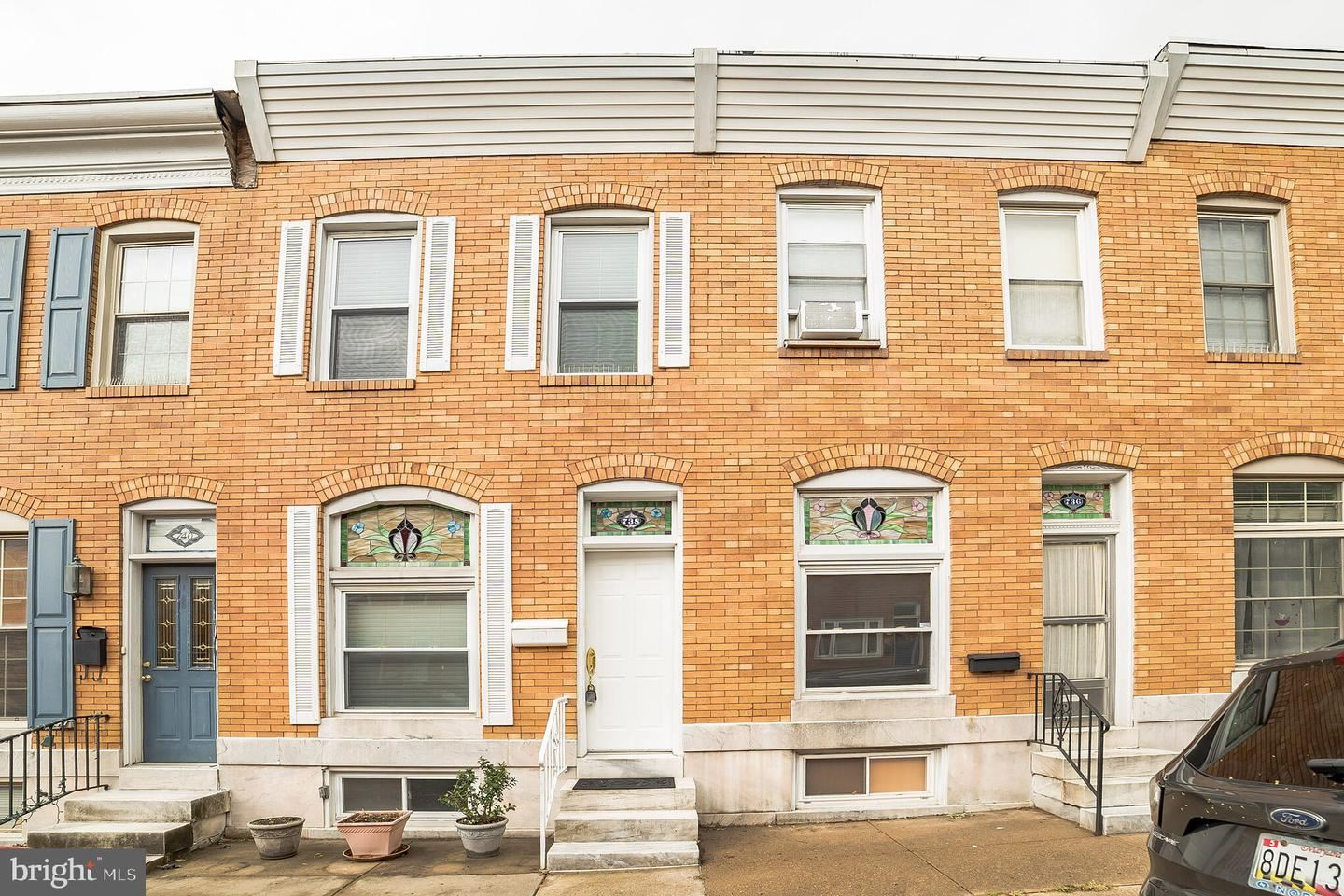 738 S CURLEY ST, Baltimore, MD 21224 - MLS#: MDBA549670