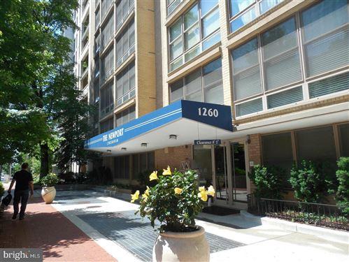 Photo of 1260 21ST ST NW #401, WASHINGTON, DC 20036 (MLS # DCDC2007672)