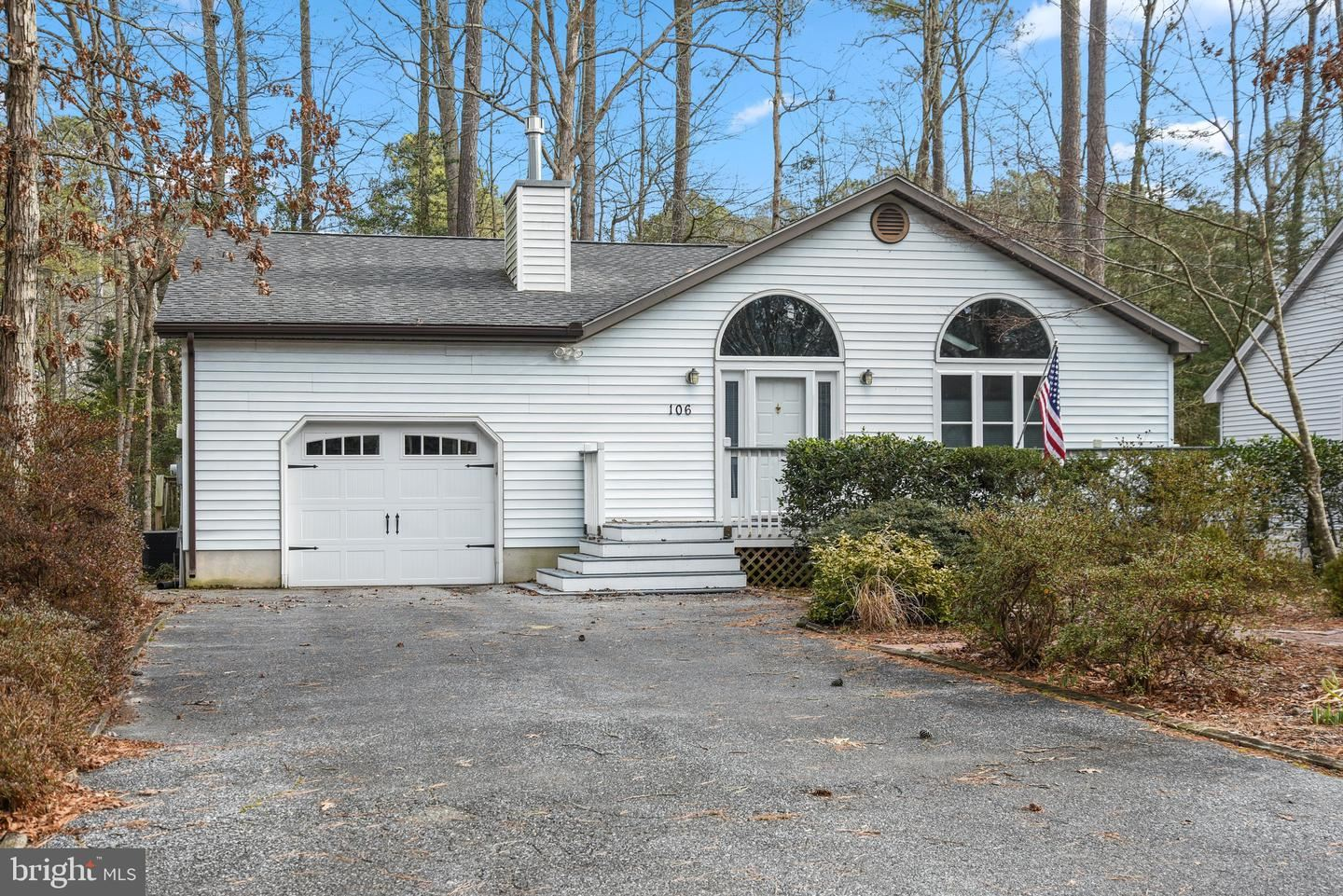 Photo of 106 SANDYHOOK RD, OCEAN PINES, MD 21811 (MLS # MDWO119672)
