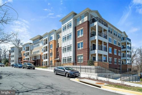 Photo of 9450 SILVER KING CT #101, FAIRFAX, VA 22031 (MLS # VAFC119674)