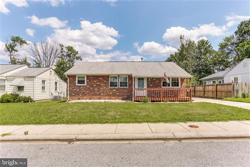 Photo of 509 MUNROE CIR, GLEN BURNIE, MD 21061 (MLS # MDAA442676)