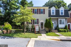 Photo of 41 CHERRY BEND CT, GERMANTOWN, MD 20874 (MLS # MDMC666676)