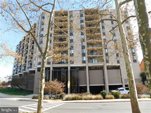 Photo of 4242 EAST WEST HWY #612, CHEVY CHASE, MD 20815 (MLS # MDMC688676)