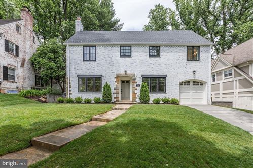 Photo of 3513 LELAND ST, CHEVY CHASE, MD 20815 (MLS # MDMC692676)