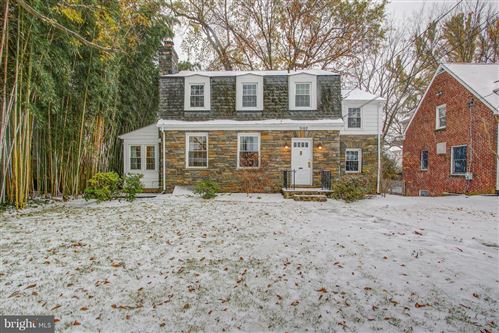 Photo of 5102 BRADLEY BLVD, CHEVY CHASE, MD 20815 (MLS # MDMC692678)