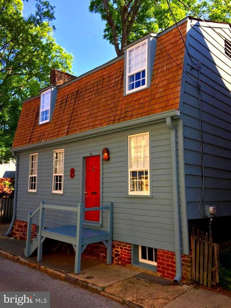 45 FLEET ST, Annapolis, MD 21401 - MLS#: MDAA467678