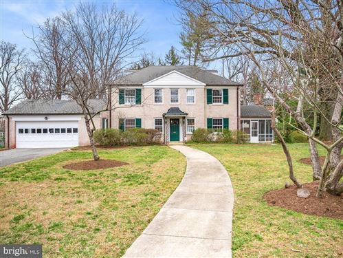 Photo of 8300 KERRY RD, CHEVY CHASE, MD 20815 (MLS # MDMC756680)