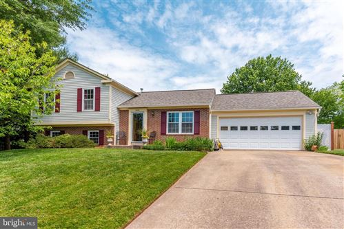 Photo of 10201 MALVERN CT, MANASSAS, VA 20110 (MLS # VAMN139680)
