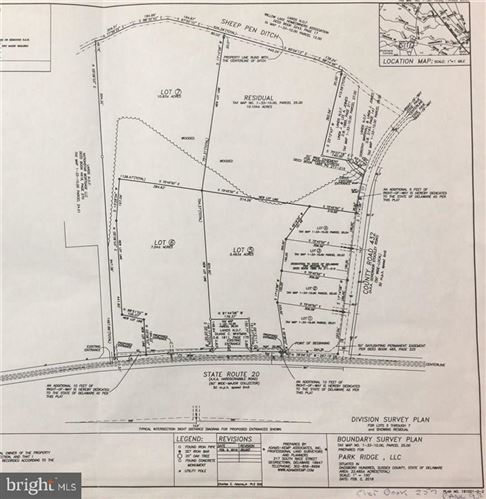 Photo of RESIDUAL LOT GOVERNOR STOCKLEY, GEORGETOWN, DE 19947 (MLS # 1001570682)