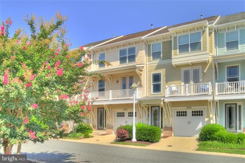 Photo of 2836 PERSIMMON PL #A2, CAMBRIDGE, MD 21613 (MLS # MDDO123682)