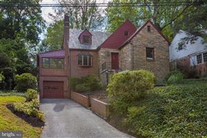 Photo of 7217 ROLLINGWOOD DR, CHEVY CHASE, MD 20815 (MLS # MDMC679682)