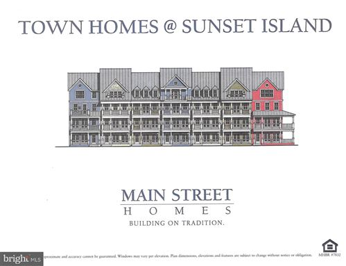 Photo of 1 SUNSET ISLAND DRIVE #C, OCEAN CITY, MD 21842 (MLS # MDWO109682)