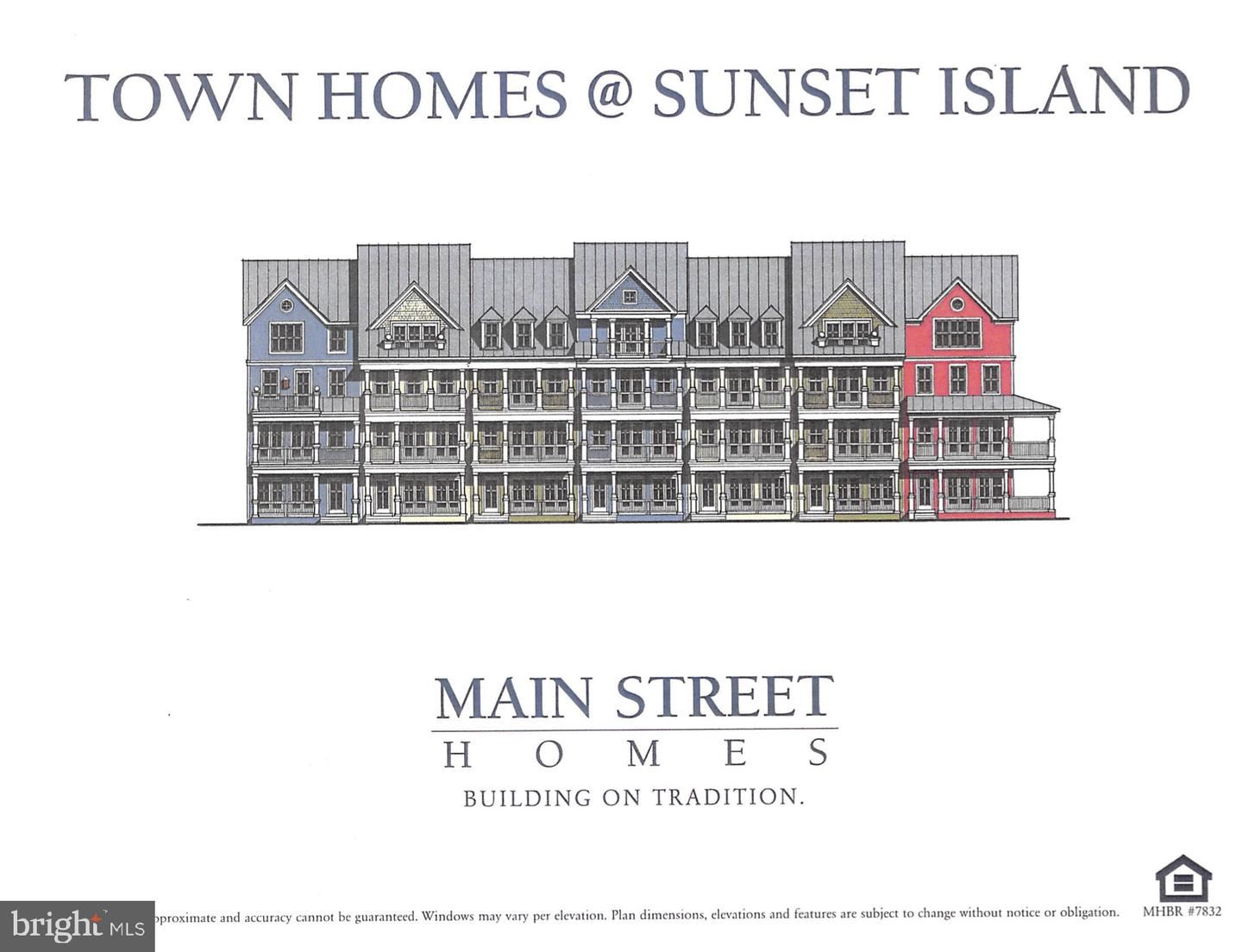 Photo for 1 SUNSET ISLAND DRIVE #C, OCEAN CITY, MD 21842 (MLS # MDWO109682)