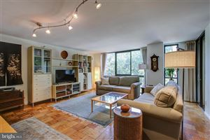Photo of 4620 N PARK AVE #208W, CHEVY CHASE, MD 20815 (MLS # MDMC664684)