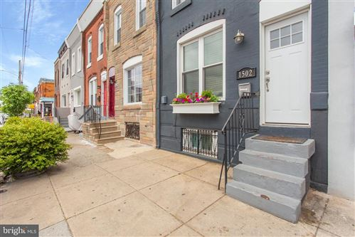Photo of 1502 S 22ND ST, PHILADELPHIA, PA 19146 (MLS # PAPH1013684)