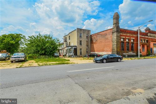 Photo of 2470 DRUID HILL AVE, BALTIMORE, MD 21217 (MLS # MDBA515686)