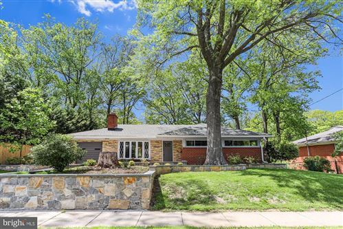 Photo of 1128 CRESTHAVEN DR, SILVER SPRING, MD 20903 (MLS # MDMC704690)