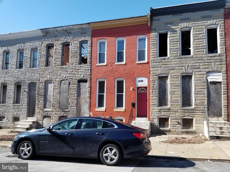 1530 HOLBROOK ST, Baltimore, MD 21202 - MLS#: MDBA538690
