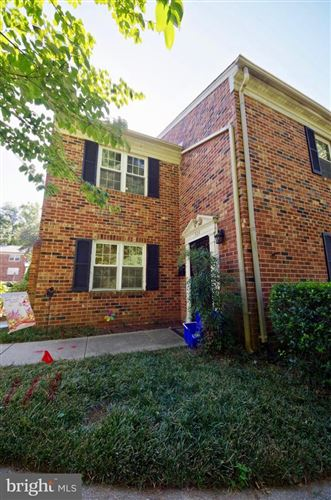 Photo of 904 COLLEGE PKWY #13, ROCKVILLE, MD 20850 (MLS # MDMC676692)