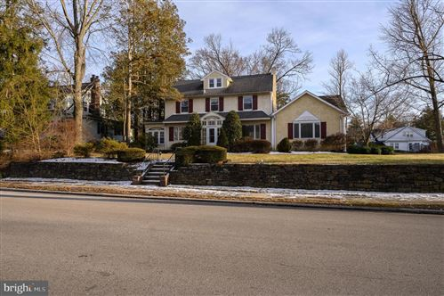 Photo of 600 RUNNYMEDE AVE, JENKINTOWN, PA 19046 (MLS # PAMC645692)