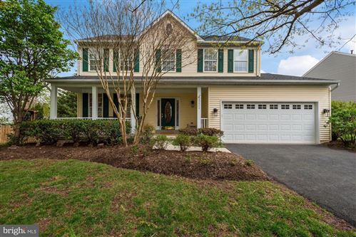 Photo of 20642 OAKENCROFT CT, ASHBURN, VA 20147 (MLS # VALO435692)