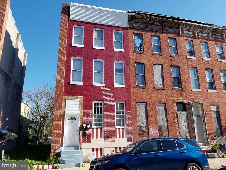 1010 E PRESTON ST, Baltimore, MD 21202 - MLS#: MDBA547692