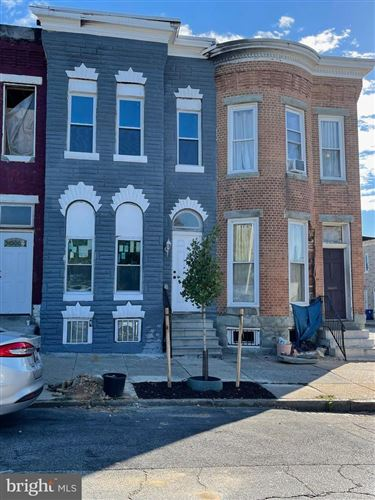 Photo of 1303 N PATTERSON PARK AVE, BALTIMORE, MD 21213 (MLS # MDBA2015694)