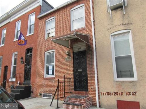 Photo of 422 N CASTLE ST, BALTIMORE, MD 21231 (MLS # MDBA491694)