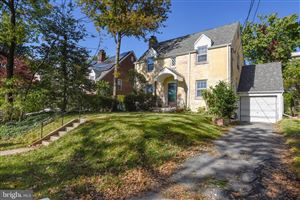 Photo of 4805 WELLINGTON DR, CHEVY CHASE, MD 20815 (MLS # MDMC661696)