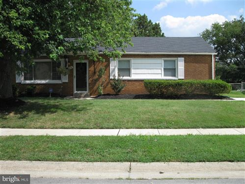 Photo of 4310 OXFORD DR, SUITLAND, MD 20746 (MLS # MDPG2006696)