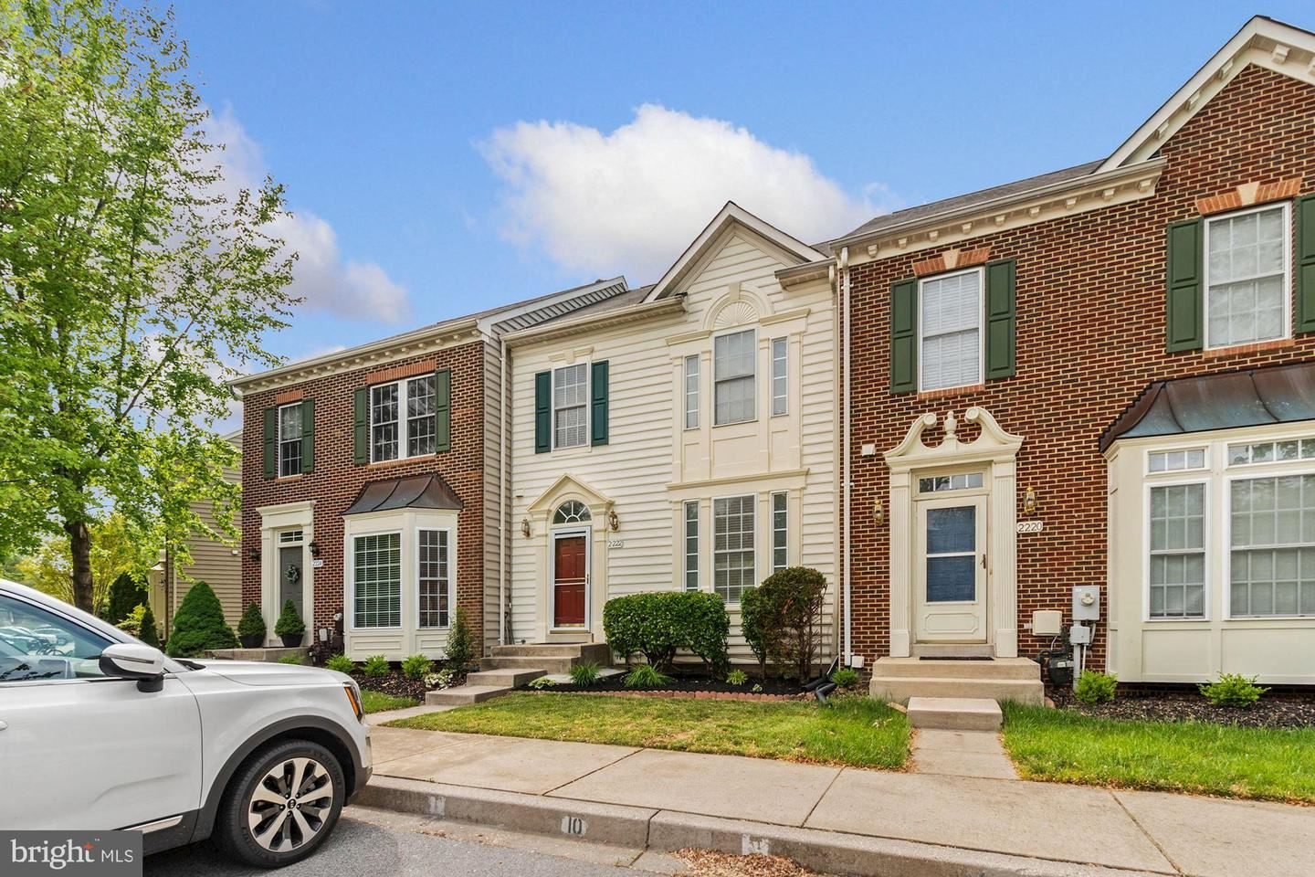 2222 BROMLEY CT, Woodstock, MD 21163 - MLS#: MDHW293696