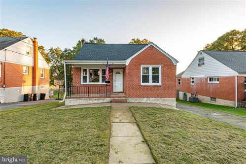 Photo of 315-A SAVANNAH RD, BALTIMORE, MD 21221 (MLS # MDBC510698)