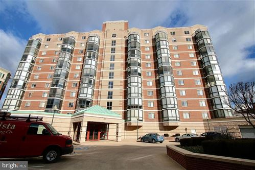 Photo of 24 COURTHOUSE SQ #112, ROCKVILLE, MD 20850 (MLS # MDMC725698)