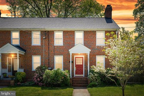 Photo of 10921 PARK RD, FAIRFAX, VA 22030 (MLS # VAFC119698)