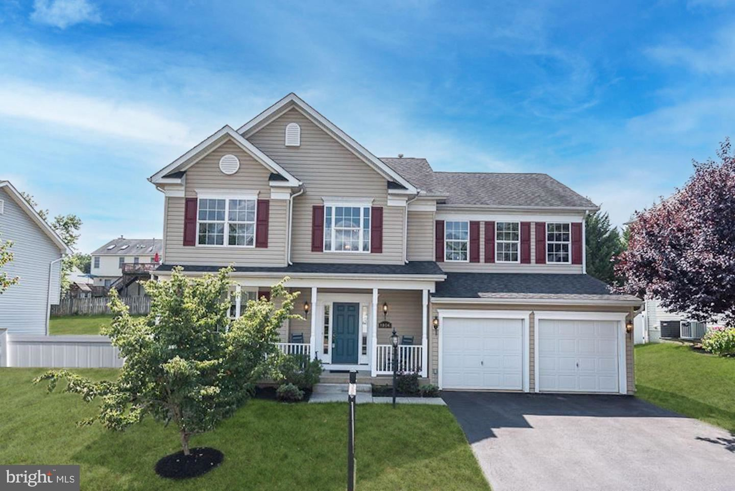 Photo of 1806 GREYSENS FERRY CT, POINT OF ROCKS, MD 21777 (MLS # MDFR2003698)