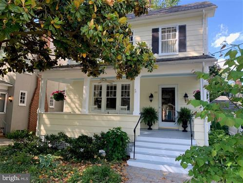 Photo of 66 SOUTHGATE AVE, ANNAPOLIS, MD 21401 (MLS # MDAA437700)