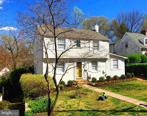 Photo of 7411 RIDGEWOOD AVE, CHEVY CHASE, MD 20815 (MLS # MDMC701700)