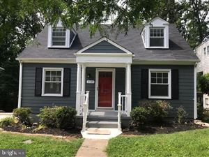 Photo of 3107 FERNDALE ST, KENSINGTON, MD 20895 (MLS # MDMC663702)