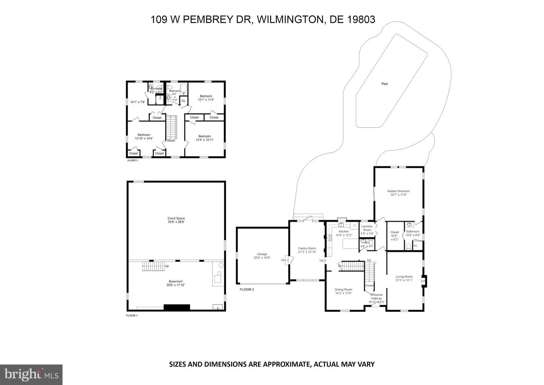 Photo of 109 W PEMBREY DR, WILMINGTON, DE 19803 (MLS # DENC521704)