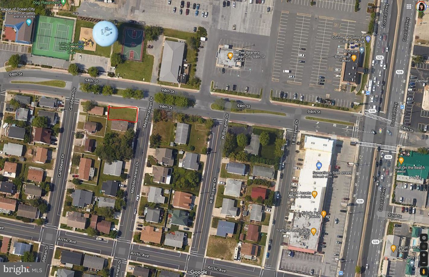 Photo of 0 94TH ST, OCEAN CITY, MD 21842 (MLS # MDWO117704)