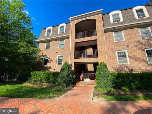 Photo of 5717 BREWER HOUSE CIR #T-1, ROCKVILLE, MD 20852 (MLS # MDMC740706)
