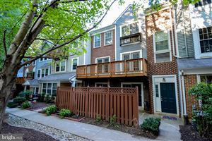 Photo of 11820 ROCKAWAY LN #24, FAIRFAX, VA 22030 (MLS # VAFX1090706)