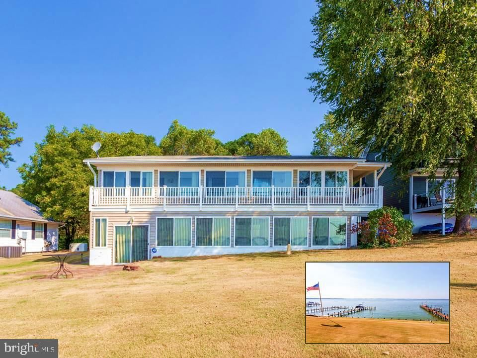 289 OVERLOOK DR, Lusby, MD 20657 - #: MDCA172706