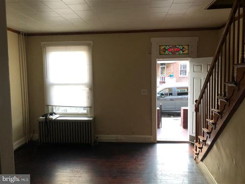 Photo of 521 N EAST AVE, BALTIMORE, MD 21205 (MLS # MDBA491708)
