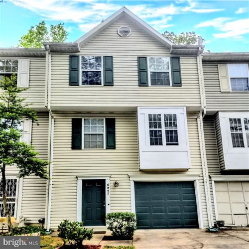Photo of 6847 RED MAPLE CT, DISTRICT HEIGHTS, MD 20747 (MLS # MDPG568708)