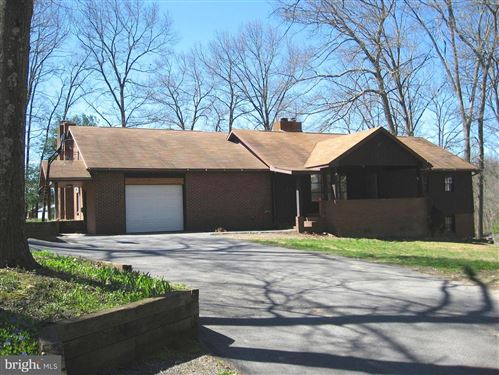 Photo of 922 POOLE RD, HEDGESVILLE, WV 25427 (MLS # WVMO116710)