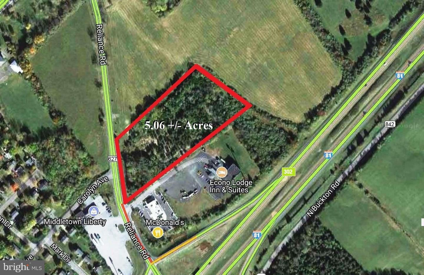 Photo of RELIANCE RD, MIDDLETOWN, VA 22645 (MLS # 1000139711)