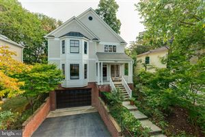 Photo of 7305 SUMMIT AVE, CHEVY CHASE, MD 20815 (MLS # MDMC681712)